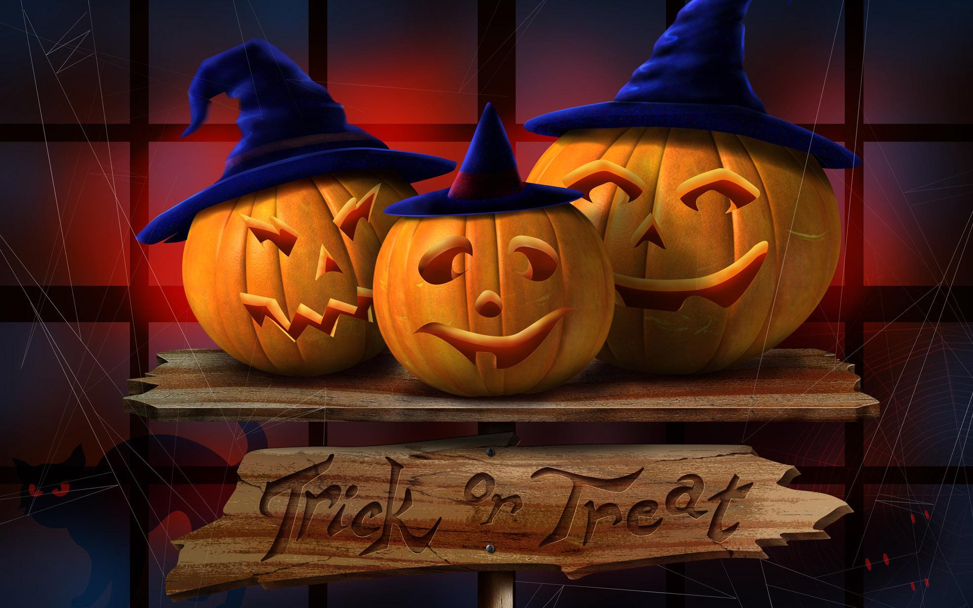 Лексика на тему «Halloween»