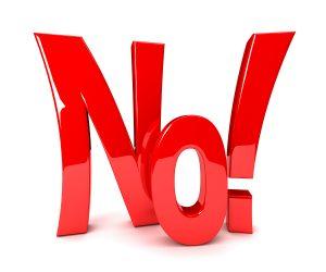 10 способов сказать «нет» на английском