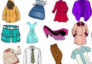 Английские идиомы об одежде