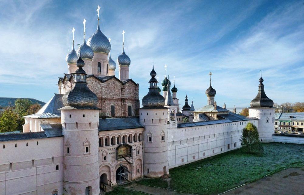 Русские города на английском языке